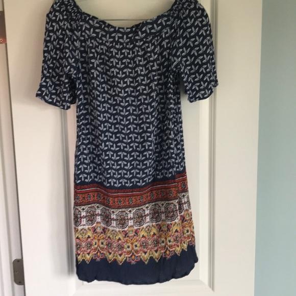 Caslon Dresses & Skirts - Beautiful Caslon off shoulder dress